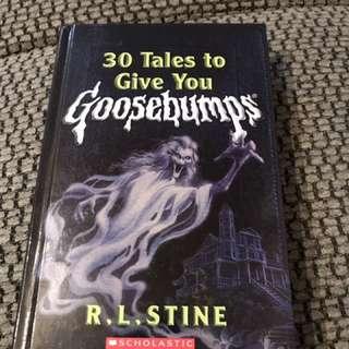 SELLING GOOSEBUMPS BOOK!