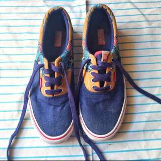 MARVEL Shoes Blue Navy