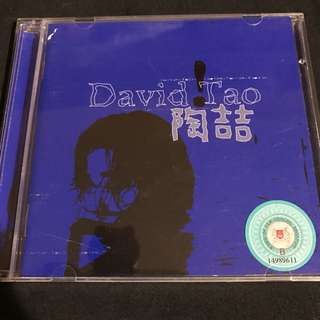 CD VCD David Tao 陶喆