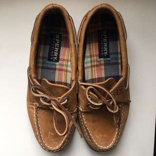 Classic Gold Cup Sperry's
