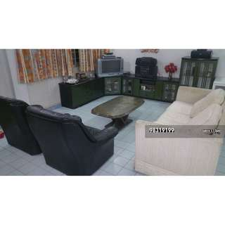 3+1 Blk 429 Woodlands Marsiling MRT 3 Aircond F/Furnished Only $1700!