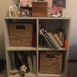 Cube Storage And Baskets