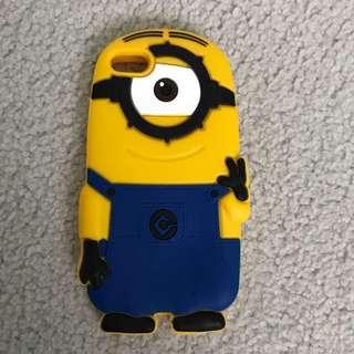 minion iphone 5/5S/SE case
