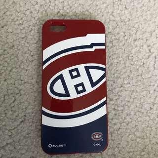 montreal canadiens iphone 5/5S/SE case