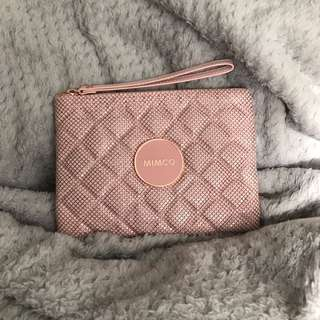 Mimco Lovely Mesh Pouch