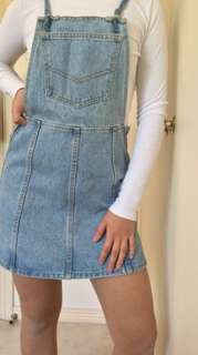 RARE🔥VINTAGE Denim dress