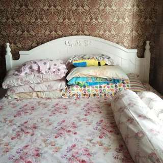 Dipan Kayu Princess King Size