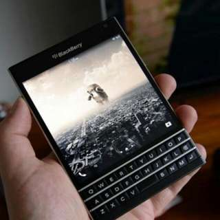 Unlocked Blackberry Passport