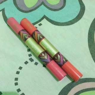 Rp.150rb Dpt 2 Lipstik Liquid Matte Sariayu GL 1 dan GL 4