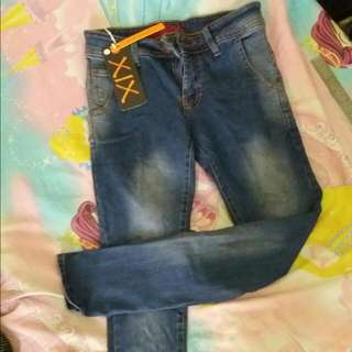 Washed Jeans By Go Nineteen