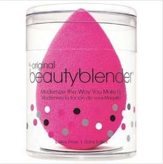 Original Beauty Blender Pink NEW