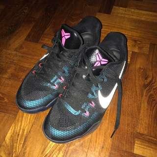 Nike Kobe 11 Invisibility Cloak US9 Basketball Shoes