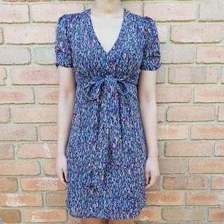 Bluejuice Print Pattern Dress
