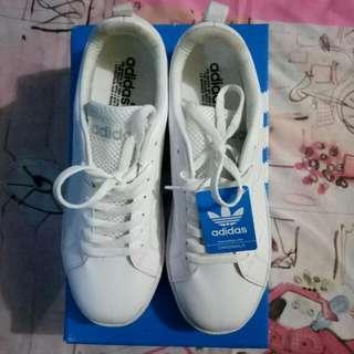 Adidas Neo Advantec Mono White