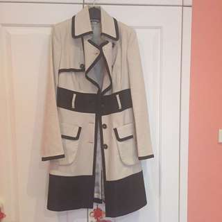 Karen Millen Coat Size 10