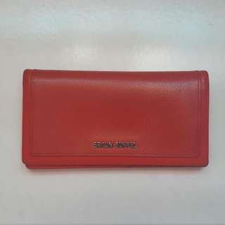 Braun Buffel wallet (genuine leather)