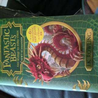 Fantastic Beast And Where To Find Them [sale!!]