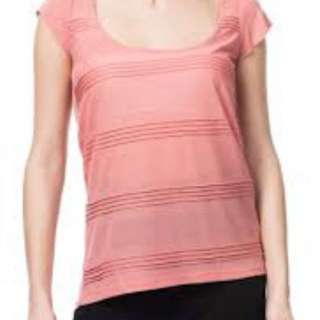 Zara Pink Chic Stripes (Medium)