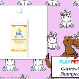 PLAY PETS Oatmeal Shampoo
