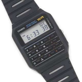 Casio Classic Calculator Watch #SunriseTV