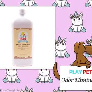 PLAY PETS Odor Eliminator