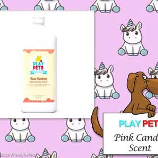PLAY PETS Pink Candy Scent