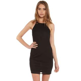 Miss Selfridge 90s Power Mesh Body Con Dress #SunriseTV