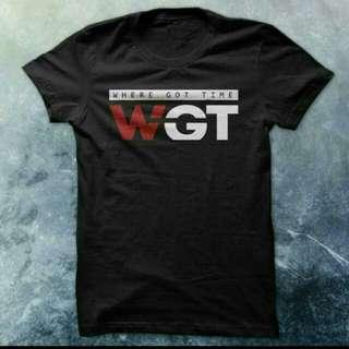 WGT (Where Got TIME) Dri-Fit Tee