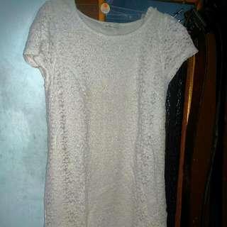 White Dress (Lacey)