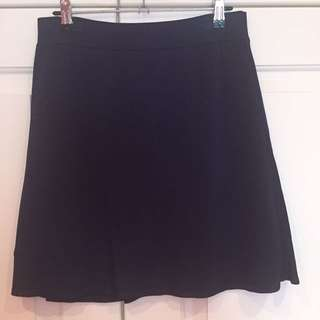 T By Alexander Wang Navy Skirt Size M (Aus 8-10)