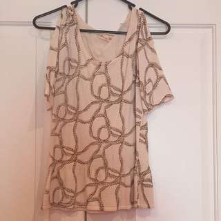 Alannah Hill Knit Top Size 10