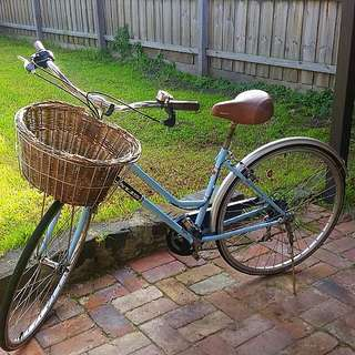 Women's Retro XDS Bicycle