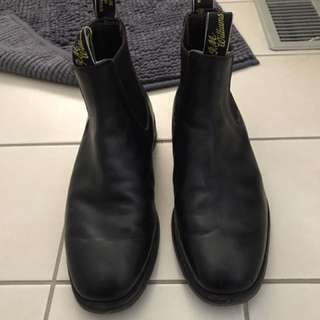 RM Williams Genuine Leather Boots
