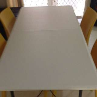 Lifetime Foldable Table&Chairs