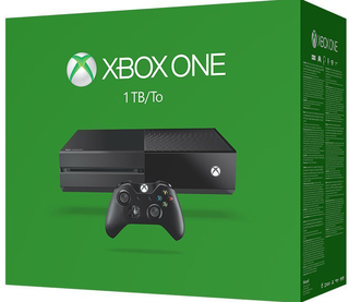 Used Xbox One 1TB with 1 Controller Used