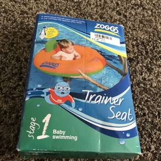 Baby Seat Trainer For Swimming (Stage 1)