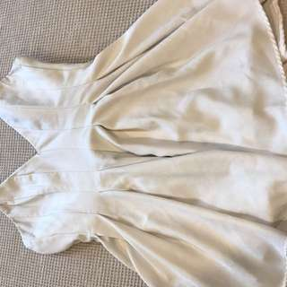 White Play suit From Australia