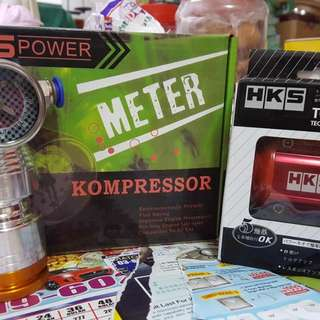 Hks Fuel Saving Kompressor Set,jimat minyak dari 20%-35%.