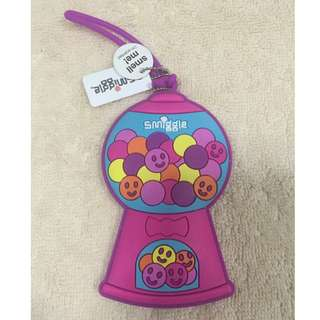 Brand New and Authentic Smiggle Scented Silicone Bag Tag (Colorful Balls Design)