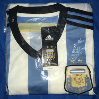 Official Argentina National Team Home Jersey