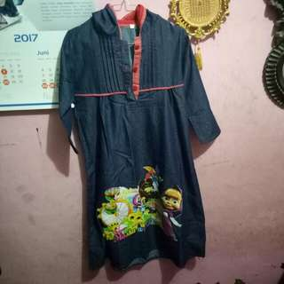 Dress Panjang Anak