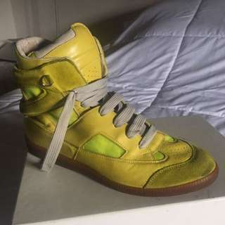 Pre-loved MMM (Maison Martin Margiela) Sneaker High