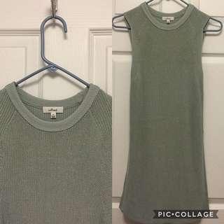 Aritzia Wilfred Sleeveless Sweater
