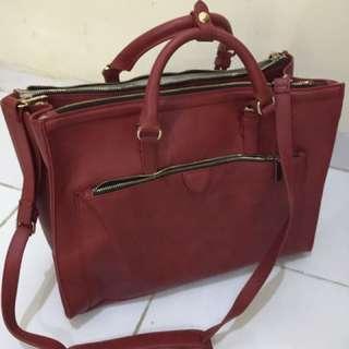 Zara Shop Bag