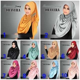 Hijab/Jilbab Syria Dravera