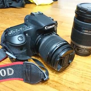 Fast Sale. Camera. Canon Dslr 60d. Nego Till Let Go!