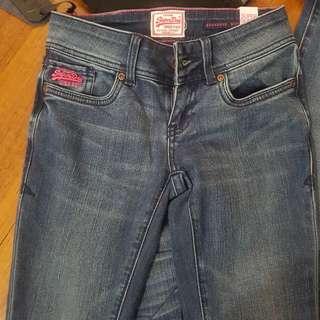 Superdry Super Skinny Jeans BRNDNEW UNWORN