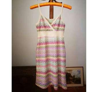 REVIEW Crotchet Hippie Dress