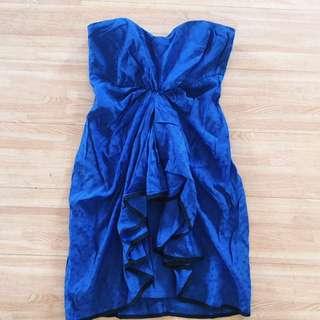 Forever21 Blue Drese
