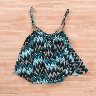 Summer Cropped Top